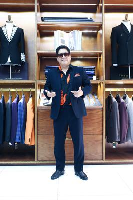 Bộ Suit Xanh Đen - Đạo Diễn Đức Thịnh